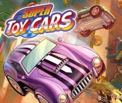 Jaquette de Super Toy Cars Mac