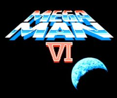 Jaquette de Mega Man 6 NES