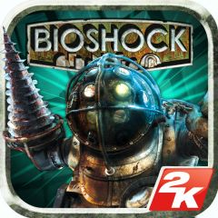 Jaquette de BioShock iPhone, iPod Touch