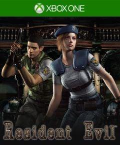 Jaquette de Resident Evil Xbox One