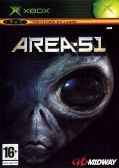Jaquette de Area-51 Xbox
