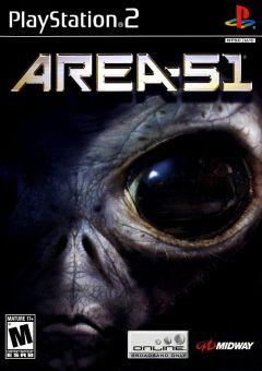 Jaquette de Area-51 PlayStation 2