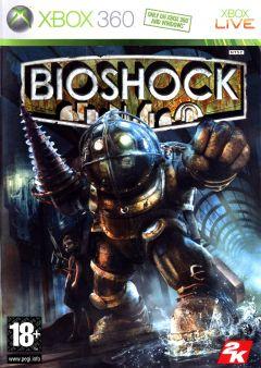 Jaquette de BioShock Xbox 360