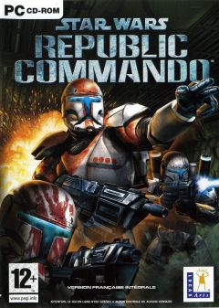 Jaquette de Star Wars : Republic Commando PC