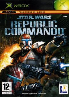 Jaquette de Star Wars : Republic Commando Xbox