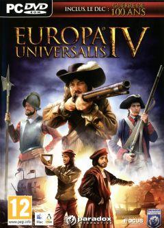 Jaquette de Europa Universalis IV PC