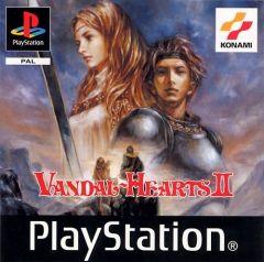 Jaquette de Vandal Hearts 2 PlayStation
