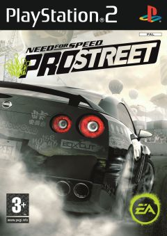 Jaquette de Need For Speed ProStreet PlayStation 2