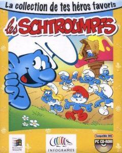 Jaquette de Les Schtroumpfs PC