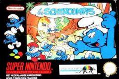 Jaquette de Les Schtroumpfs Super NES