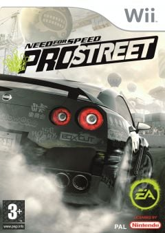 Jaquette de Need For Speed ProStreet Wii