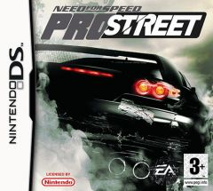 Jaquette de Need For Speed ProStreet DS