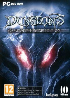 Jaquette de Dungeons PC