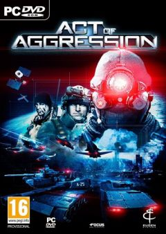 Jaquette de Act of Aggression PC