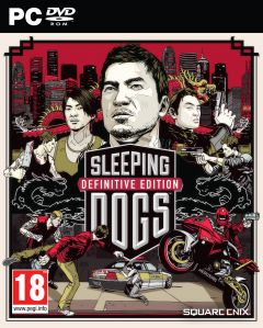 Jaquette de Sleeping Dogs : Definitive Edition PC