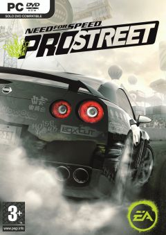 Jaquette de Need For Speed ProStreet PC
