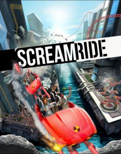 Jaquette de Screamride Xbox 360