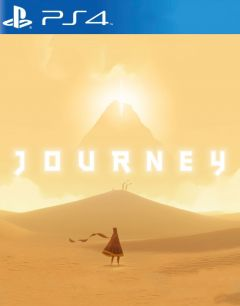 Jaquette de Journey PS4