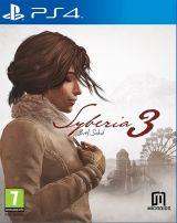 Jaquette de Syberia III PS4