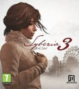 Jaquette de Syberia III iPhone, iPod Touch