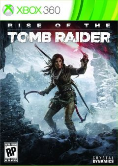 Jaquette de Rise of the Tomb Raider Xbox 360