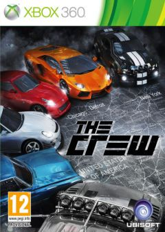 Jaquette de The Crew Xbox 360