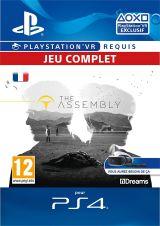 Jaquette de The Assembly PS4