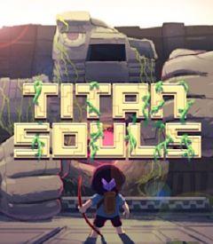Jaquette de Titan Souls PS4