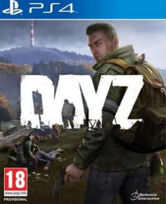 Jaquette de DayZ PS4
