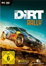 Jaquette de DiRT Rally PC