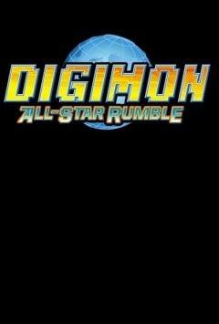 Jaquette de Digimon All-Stars Rumble PlayStation 3