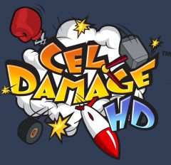 Jaquette de Cel Damage HD PS4
