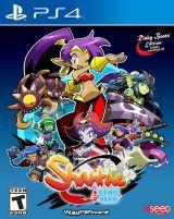 Jaquette de Shantae : Half-Genie Hero PS4