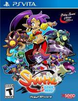 Jaquette de Shantae : Half-Genie Hero PS Vita