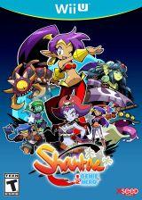 Jaquette de Shantae : Half-Genie Hero Wii U