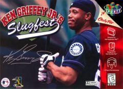 Jaquette de Ken Griffey Jr.'s Slugfest Nintendo 64