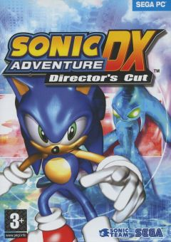 Jaquette de Sonic Adventure DX : Director's Cut PC