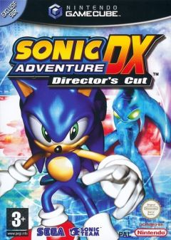 Jaquette de Sonic Adventure DX : Director's Cut GameCube