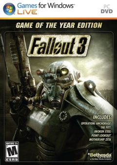 Jaquette de Fallout 3 : Game of the Year PC