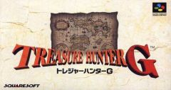 Jaquette de Treasure Hunter G Super NES