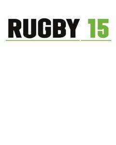 Jaquette de Rugby 15 PS4