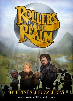 Jaquette de Rollers of the Realm PC