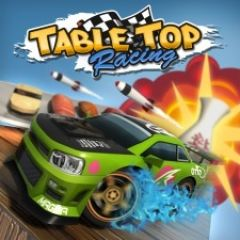 Jaquette de Table Top Racing PS Vita