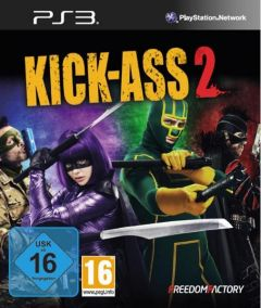 Jaquette de Kick Ass 2 PlayStation 3