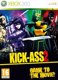 Jaquette de Kick Ass 2 Xbox 360