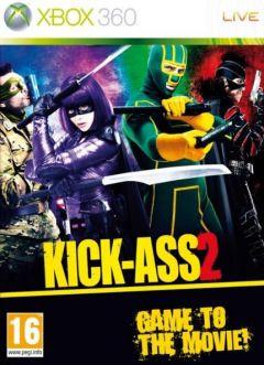 Jaquette de Kick Ass 2 Xbox 360