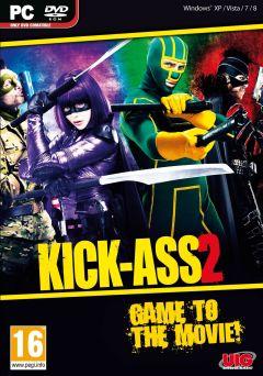 Jaquette de Kick Ass 2 PC