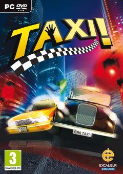 Jaquette de Taxi PC