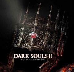 Jaquette de Dark Souls II - Crown of the Old Iron King PlayStation 3