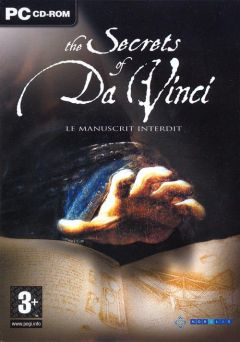 Jaquette de The Secrets of Da Vinci : le manuscrit interdit PC